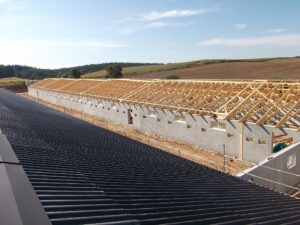 2 Dacheindeckung und Unterbau